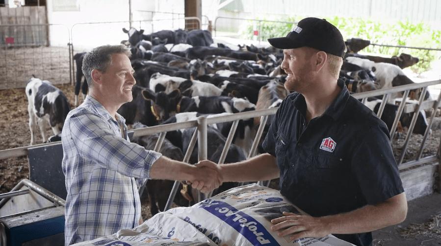 Ag Warehouse <sup>TM</sup> 15″ TVC – Dairy